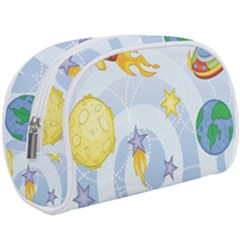 Science Fiction Outer Space Makeup Case (large)