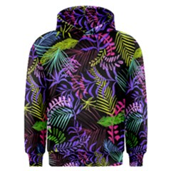 Leaves Nature Design Plant Men s Overhead Hoodie