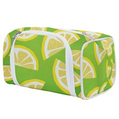 Lemon Fruit Healthy Fruits Food Toiletries Pouch by Nexatart