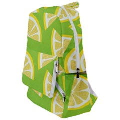 Lemon Fruit Healthy Fruits Food Travelers  Backpack by Nexatart