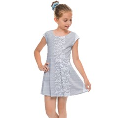 Furr Division Kids  Cap Sleeve Dress by Bejoart