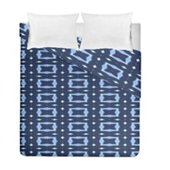 Digital Boxes Duvet Cover Double Side (full/ Double Size)
