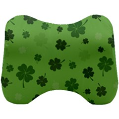 St Patricks Day Head Support Cushion