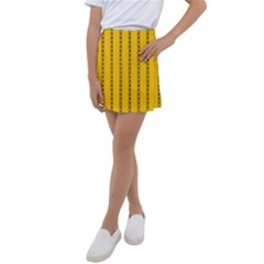 Digital Stars Kids  Tennis Skirt