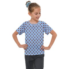 Rain Turkey Kids  Mesh Piece Tee