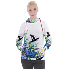 Nature Surfing Women s Hooded Pullover