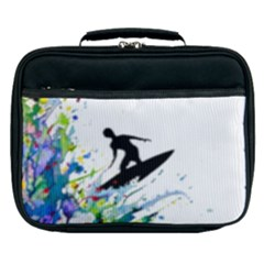 Nature Surfing Lunch Bag by Sparkle