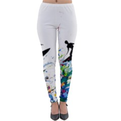 Nature Surfing Lightweight Velour Leggings