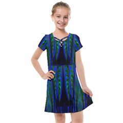 Glowleafs Kids  Cross Web Dress