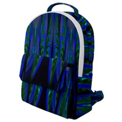Glowleafs Flap Pocket Backpack (small) by Sparkle