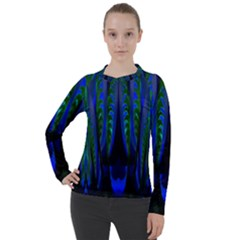 Glowleafs Women s Pique Long Sleeve Tee