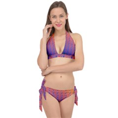 Animal Paws Tie It Up Bikini Set