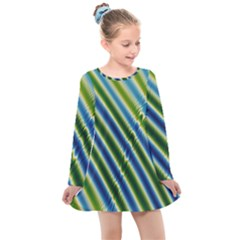 Blueglow Kids  Long Sleeve Dress