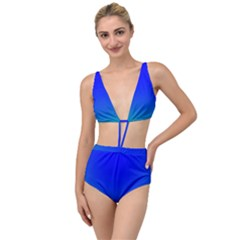 Turquis Tied Up Two Piece Swimsuit by Sparkle