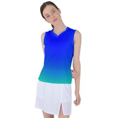 Turquis Women s Sleeveless Sports Top by Sparkle