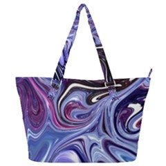 Galaxy Full Print Shoulder Bag by Sparkle