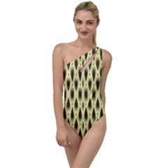Mirrors To One Side Swimsuit
