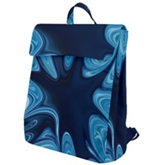 Sea Wrap Flap Top Backpack