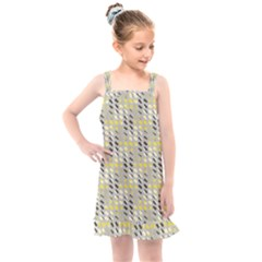 Color Tiles Kids  Overall Dress by Sparkle