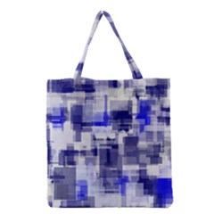 Blockify Grocery Tote Bag