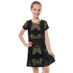 Duckies Kids  Cross Web Dress