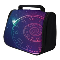 Time Machine Full Print Travel Pouch (small)