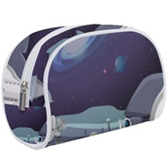 Alien Astronaut Scene Makeup Case (large)
