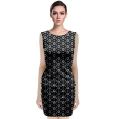 Kettukas Bw #56 Classic Sleeveless Midi Dress