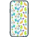 Bacteria Virus Seamless Pattern iPhone XR Soft Bumper UV Case View2