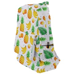 Tropical Fruits Pattern Travelers  Backpack by Vaneshart