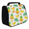 Tropical Fruits Pattern Full Print Travel Pouch (Small) View2