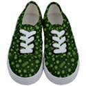 Seamless Pattern With Viruses Kids  Classic Low Top Sneakers View1
