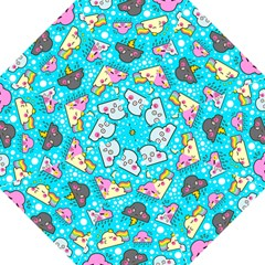 Cloud Seamless Pattern Straight Umbrellas by Vaneshart