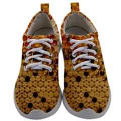 Top View Honeycomb Mens Athletic Shoes