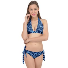 Zebra 3 Tie It Up Bikini Set by dressshop