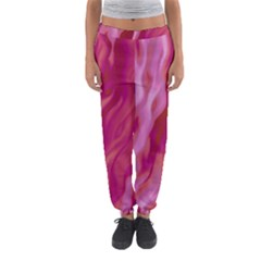 Lesbian Pride Abstract Smokey Shapes Women s Jogger Sweatpants