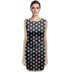 Kettukas Bw #58 Classic Sleeveless Midi Dress