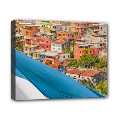 Santa Ana Hill, Guayaquil Ecuador Canvas 10  X 8  (stretched)