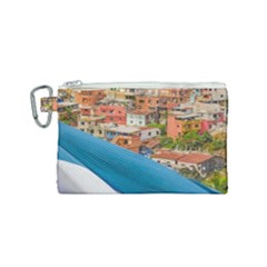 Santa Ana Hill, Guayaquil Ecuador Canvas Cosmetic Bag (small)