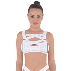 Ipaused2 Bandaged Up Bikini Top