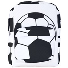 Soccer Lovers Gift Full Print Backpack by ChezDeesTees