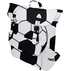 Soccer Lovers Gift Buckle Up Backpack by ChezDeesTees