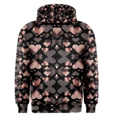 Shiny Hearts Men s Core Hoodie