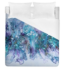 Sea Anemone  Duvet Cover (queen Size)