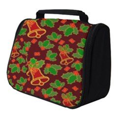 Illustration-christmas-default Full Print Travel Pouch (small)