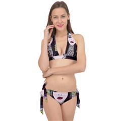 Chris Wall Tie It Up Bikini Set