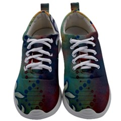 Flower Dna Mens Athletic Shoes by RobLilly