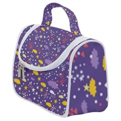 Pattern Cute Clouds Stars Satchel Handbag