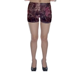 Twine In Bloom Skinny Shorts