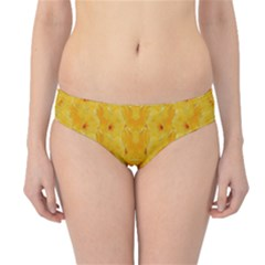 Blossoms  So Free In Freedom Hipster Bikini Bottoms